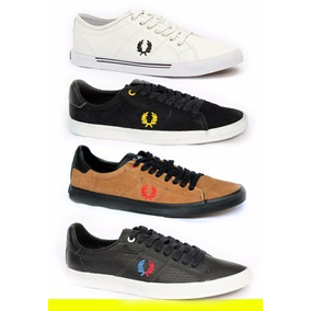 Tenis Fred Perry Sapatenis Sergio K Hollister Fred Perry