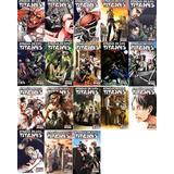 Mangas Ataque De Los Titanes Varios Nuevos Precio X C/u
