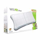 Nintendo Wii Fit Plus + Juego Original Nueva En Caja Cerrada