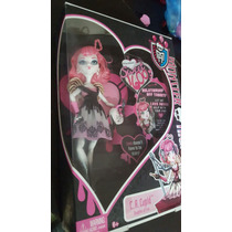 Monster High Cupido Sweet 1600 Americana ¡única Disponible!
