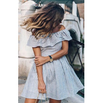 Vestidos Limonni Talego Mujer Moda Campesina Colores 025
