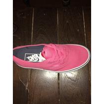 Zapatillas Vans Clásicas Nro 35 / 22cm Mujer Divinas!!