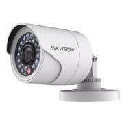 Camara Bullet Hikvision 720p 1mp Exterior Pvc 2ce16c0t-ipf