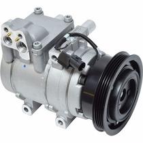 Compressor Tucson 2.0 Polia 4pk + Filtro Secador Grátis