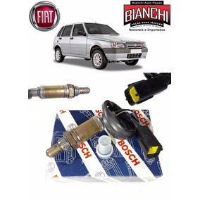 Sonda Lambda Fiat Uno 1.5 8v De 94 À 96 0258005345 Orig