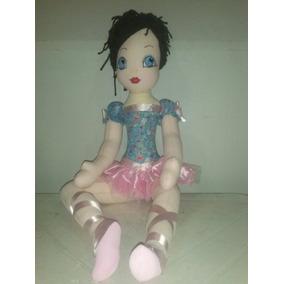 Bonecas Bailarina De Pano