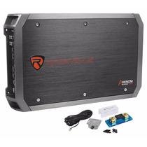 Amplificador Rockville Rxd-m3 4000w 2000w Rms Mono Class D1