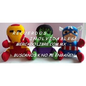 Dulceros Avengers Frozen Navideños P/fiestas Infantiles
