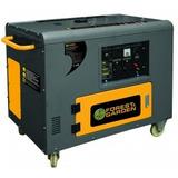 Generador Insonorizado Trifasico 380v Monofasico 220v 7,7kw