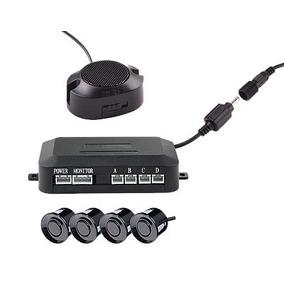 Sensores De Retroceso Con Zumbador Ds18 Mod. Prkb4