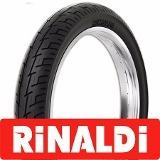 Cubierta Trasera 90-90-18 Rinaldi Honda Cg Titan Fan Ybr 125