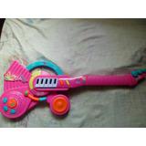Guitarra Eléctrica Barbie Marca Sonata