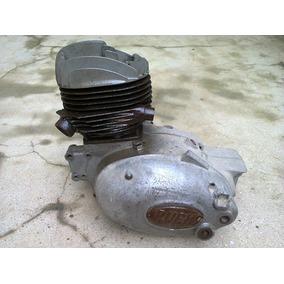Motor Motocicleta Antiga - Puch 125.