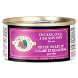 Fromm Chicken, Duck, And Salmon Pâté 5.5 Ounce/case Of 12