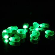 Mini Micro Led Bexiga Lampada Festa Balão Dec Casamento Kit5