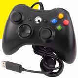 Control Para Juegos De Computador Pc Usb Diseño De Xbox 360