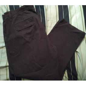 Pantalon De Caballero Opus Color Marron Talla 42