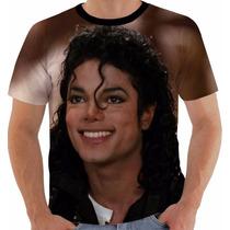 Camiseta Michael Jackson Modelo 17 Color