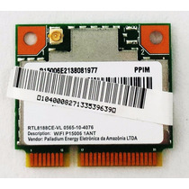Placa Pci Wireless Netbook Philco 11b-s1044 Rtl8188ce