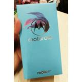 Moto X4 Azul | Dual Sim | Libre | Sellados