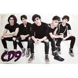 Poster Grande Cd9, Jos, Freddy, Alonso, Bryan
