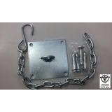 Kit Suporte Saco Box Universal Knocaut Completo + Nf