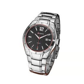 d38eb0c511b Relógio Curren 8103 Prata - Joias e Relógios no Mercado Livre Brasil