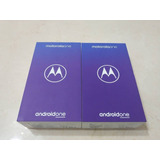 Motorola One 64gb + 4gb Ram Color Negro Y Blanco M S I