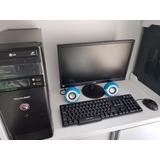 Computador Pc I5 Completo De Brinde(teclado+mouse+cx De Som)
