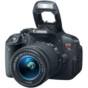 Canon T5i Eos 700d 18-55 Memo 16gb Clase 10