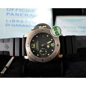 7ac7d6f3b7c Relogio Panerai Luminor Regatta Automatico Safira Esqueleto Diesel ...