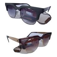 Conjunto Oculos De Sol Casal Original Lançamento Qmaximo