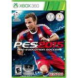 Pes 2015 Xbox360