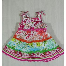 Vestido Para Bebé Niña Talla 3-6 Meses