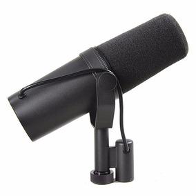 Shure Sm 7b Studio Microfone Dinâmico Studio Profissional **