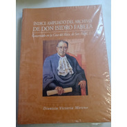 Índice Ampliado Del Archivo De Don Isidro Fabela Casa Risco