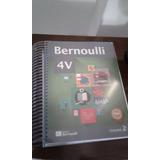 Apostila Cursinho Bernoulli -2/4 Volumes - Todas As Matérias