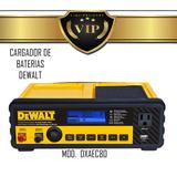 Dewalt Dxaec80 Cargador De Baterias Con Puerto Usb