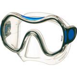 Visor Seac Profesional Para Buceo Pesca Submarina Apnea Azul