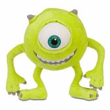 Peluche Mike Wazowski Monsters Inc University Disney Edu