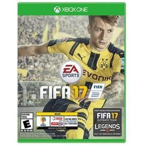 Video Juego Xbox One Fifa 17