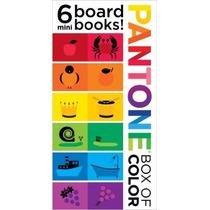 Pantone: Box Of Color: 6 Mini Board Books! *r1