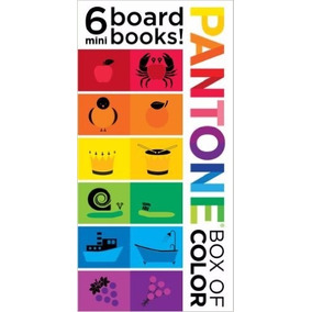 Pantone: Box Of Color 6 Mini Board Books *r1
