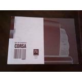 Manual Del Propietario Chevrolet Corsa (c-31