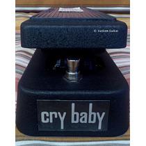 Pedal Cry Baby Wah Wah Gcb 95 Jim Dunlop Usa Guitarra Ibanez