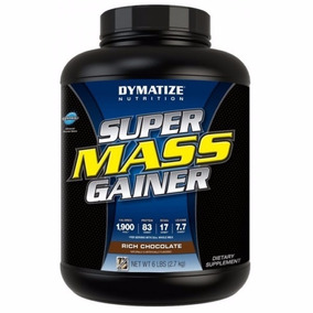 Proteina Dyma Super Mass Gainer 6 Lbs Chocolate