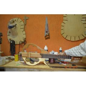 Curso De Luthieria- Construção De Instrumentos-