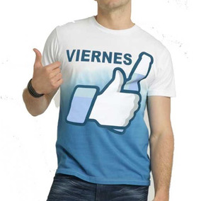 Playera O Camiseta Like Estilo Facebook Y Estilo Starbucks