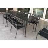 Juegos de Muebles de Jardín de Aluminio en Mercado Libre Argentina
