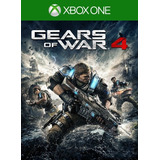 Gears Of War 4 - Xbox One - Mídia Digital Offline